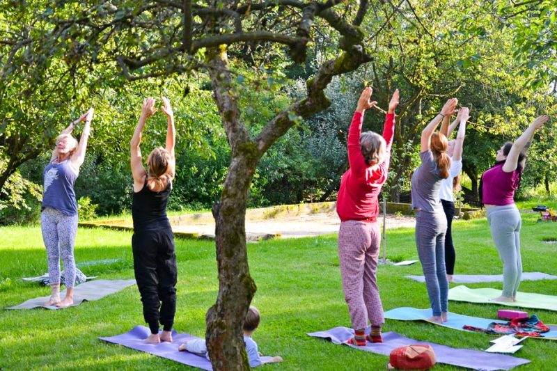 Yoga Retreat- Yoga Wochenende